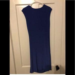 Natori Dresses - Josie Natori Drapey Sleeveless Dress NEW Sz Large